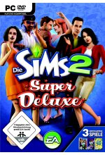 Die Sims 2 Super Deluxe Cover