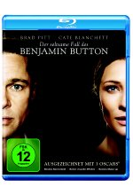 Der seltsame Fall des Benjamin Button  [2 BRs] Blu-ray-Cover