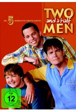 Two and a Half Men - Mein cooler Onkel Charlie - Staffel 5  [3 DVDs] DVD-Cover