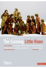 Leos Janacek - The Cunning Little Vixen - Das schlaue Füchslein DVD-Cover