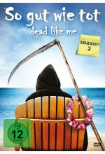 Dead like me - Season 2  [4 DVDs] DVD-Cover