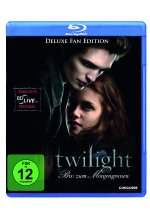 Twilight - Biss zum Morgengrauen Blu-ray-Cover