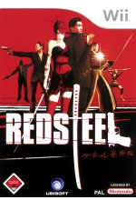Red Steel Cover