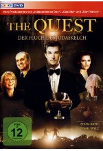 The Quest 3 - Der Fluch des Judaskelch DVD-Cover