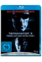 Terminator 3 - Rebellion der Maschinen Blu-ray-Cover