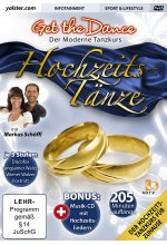 Get the Dance - Hochzeitstänze  (+ CD) DVD-Cover