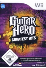 Guitar Hero - Greatest Hits Cover