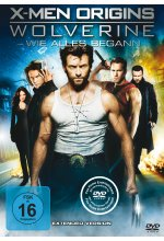 X-Men Origins - Wolverine - Extended Version DVD-Cover