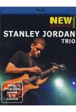 Stanley Jordan Trio - New Morning: The Paris Concert Blu-ray-Cover