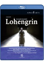 Richard Wagner - Lohengrin  [2 BRs] Blu-ray-Cover