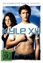 Kyle XY - Staffel 2  [4 DVDs] DVD-Cover