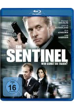 The Sentinel Blu-ray-Cover