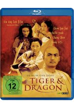 Tiger & Dragon Blu-ray-Cover