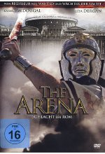 The Arena - Schlacht um Rom DVD-Cover