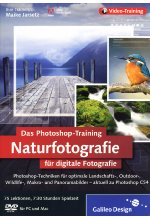 Adobe Photoshop für digitale Fotografie: Photoshop-Training: Landschaft&Natur Cover