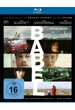 Babel Blu-ray-Cover
