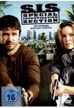 S.I.S. - Special Investigation Section DVD-Cover