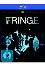 Fringe - Staffel 1  [5 BRs]<br> Blu-ray-Cover