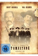 Tombstone  [DC] [2 DVDs] (Digipack) DVD-Cover