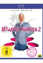 Der Rosarote Panther 2 Blu-ray-Cover