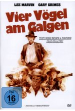 Vier Vögel am Galgen DVD-Cover