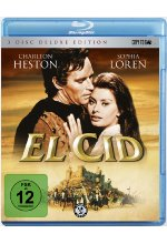 El Cid  [DE] (+ 2 DVDs) Blu-ray-Cover