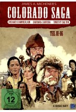Colorado Saga - Box 1/Teil 01-06  [4 DVDs] DVD-Cover