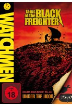 Watchmen - Tales of the Black Freighter DVD-Cover
