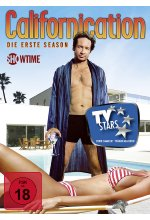 Californication - Season 1  [2 DVDs] DVD-Cover