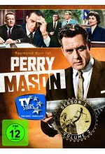 Perry Mason - Season 1/Vol. 2  [5 DVDs] DVD-Cover