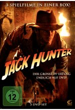 Jack Hunter - Box 1-3  [3 DVDs] DVD-Cover