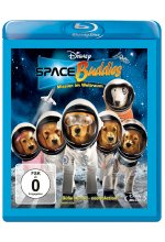 Space Buddies - Mission im Weltraum Blu-ray-Cover