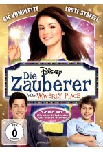 Die Zauberer vom Waverly Place - Staffel 1  [3 DVDs]<br> DVD-Cover
