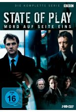 State of Play - Mord auf Seite eins  [2 DVDs] DVD-Cover