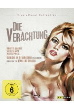 Die Verachtung - StudioCanal Collection Blu-ray-Cover