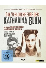 Die verlorene Ehre der Katharina Blum - StudioCanal Collection Blu-ray-Cover