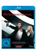 The International Blu-ray-Cover