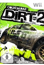 Colin McRae Dirt 2 Cover