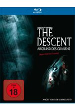 The Descent - Abgrund des Grauens  <br> Blu-ray-Cover