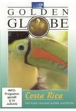 Costa Rica - Golden Globe DVD-Cover