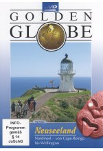 Neuseeland - Nordinsel - Golden Globe DVD-Cover