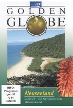 Neuseeland - Südinsel - Golden Globe DVD-Cover