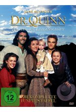 Dr. Quinn - Staffel 5  [7 DVDs] DVD-Cover