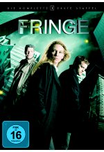 Fringe - Staffel 1  [7 DVDs]  <br> DVD-Cover