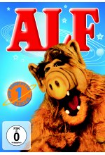 Alf - Staffel 1  [4 DVDs] DVD-Cover