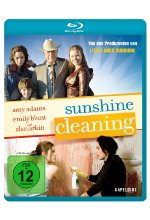 Sunshine Cleaning Blu-ray-Cover