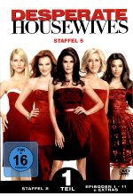 Desperate Housewives - Staffel 5.1  [3 DVDs] DVD-Cover