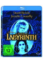 Die Reise ins Labyrinth Blu-ray-Cover