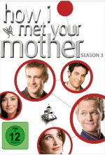 How I met your mother - Season 3  [3 DVDs] DVD-Cover