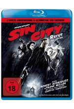 Sin City - Recut XXL Edition  [2 BRs] Blu-ray-Cover